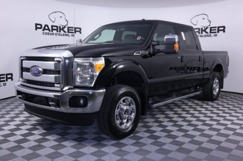 2016 Ford Super Duty F-250 SRW CrewCab Lariat w/ Ultimate & Camper Pkgs