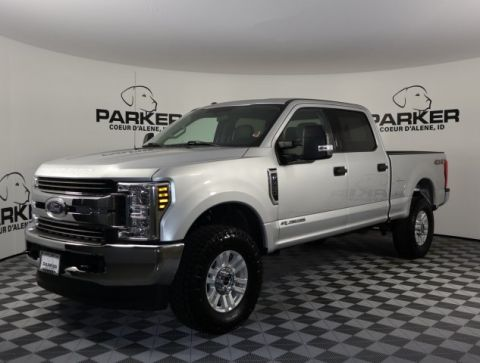 2019 Ford Super Duty F-250 SRW CrewCab XLT