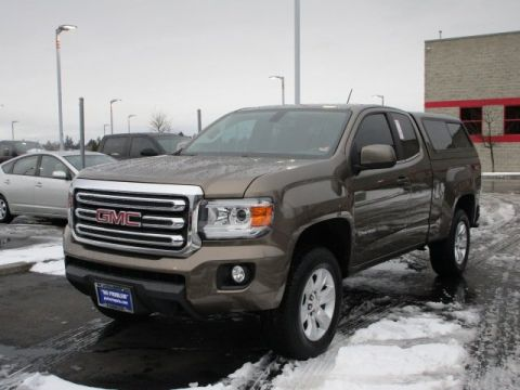 2015 GMC Canyon Extended Cab SLE