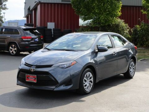 Certified Pre-Owned 2018 Toyota Corolla LE 4dr Car