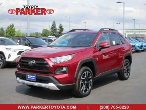 2019 Toyota RAV4 Adventure w/ Technology Pkg