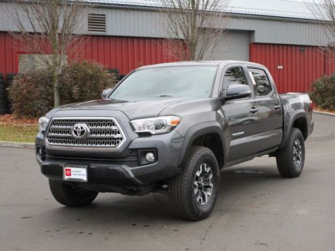 2017 Toyota Tacoma Double Cab TRD Off-Road w/ Premium & Technology Pkg