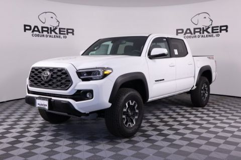 2020 Toyota Tacoma Double Cab TRD Off-Road w/ Technology Pkg