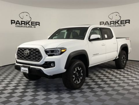 2020 Toyota Tacoma Double Cab TRD Off-Road Premium w/ Technology Pkg