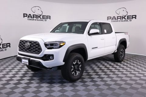 2020 Toyota Tacoma TRD Off-Road Premium w/ Technology Pkg
