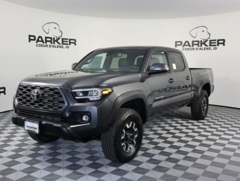 New 2020 Toyota Tacoma TRD Off Road Double Cab 6' Bed V6 AT (Natl)