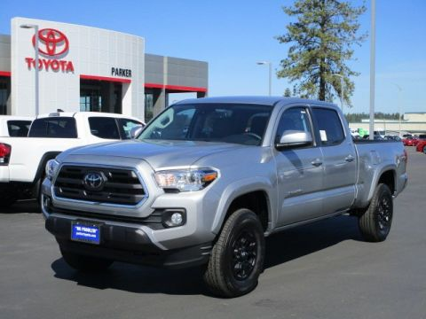 New 2019 Toyota Tacoma SR5 Double Cab 6' Bed V6 AT (Natl)