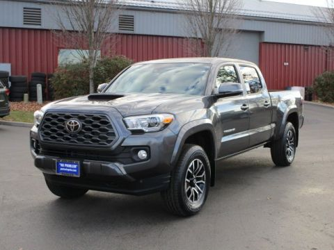 New 2020 Toyota Tacoma TRD Sport Double Cab 6' Bed V6 AT (Natl)
