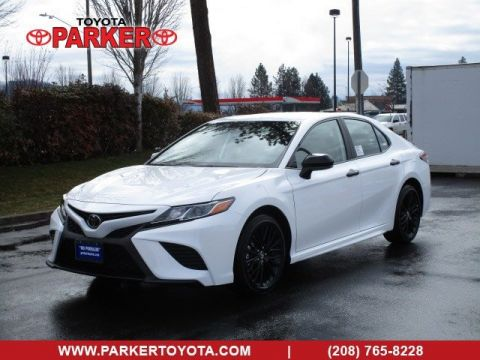 New 2019 Toyota Camry SE Nightshade Special Edition 4dr Car