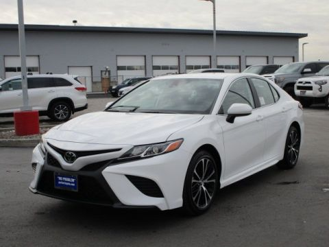 New 2020 Toyota Camry SE 4dr Car