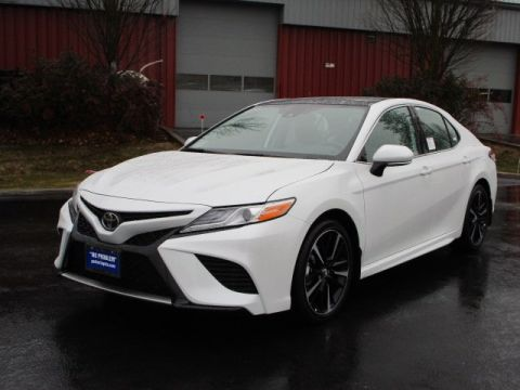 New 2020 Toyota Camry XSE 4dr Car