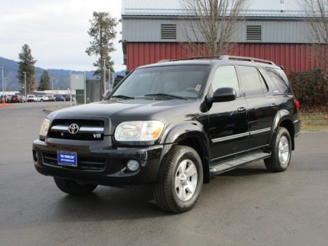 Pre-Owned 2006 Toyota Sequoia Limited w/ Luxury Pkg