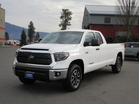 New 2020 Toyota Tundra SR5 Double Cab 8.1' Bed 5.7L (Natl)
