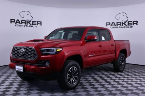 2020 Toyota Tacoma Double Cab TRD Sport Premium w/ Advanced Technology Pkg