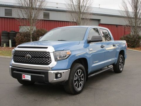 2019 Toyota Tundra 4WD CrewMax SR5 Upgrade TRD Off-Road