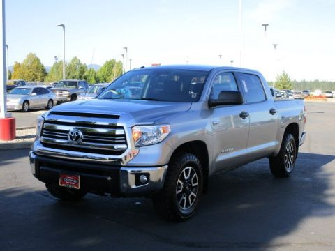 2017 Toyota Tundra 4WD CrewMax SR5 Upgrade TRD Off-Road