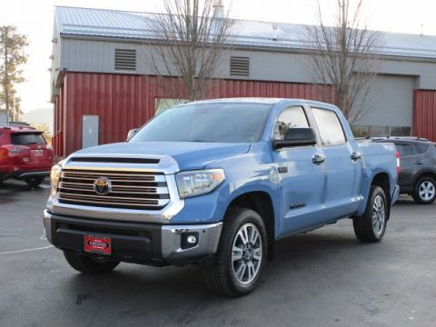 2018 Toyota Tundra 4WD CrewMax Limited TRD Off-Road