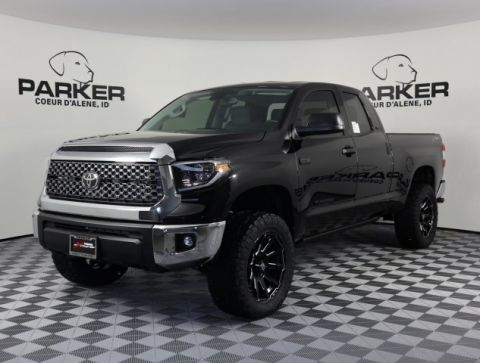2020 Toyota Tundra Double Cab SR5 Upgrade TRD Off-Road
