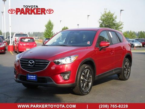 Pre-Owned 2016 Mazda CX-5 Grand Touring Sport Utility