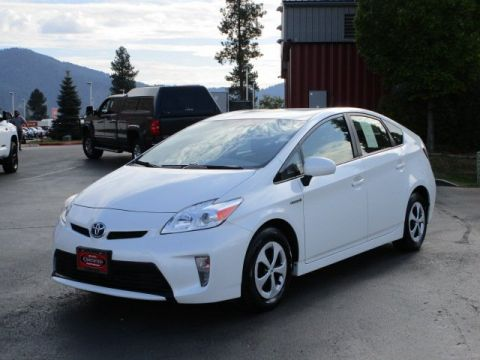 Certified Pre-Owned 2014 Toyota Prius Three Hatchback