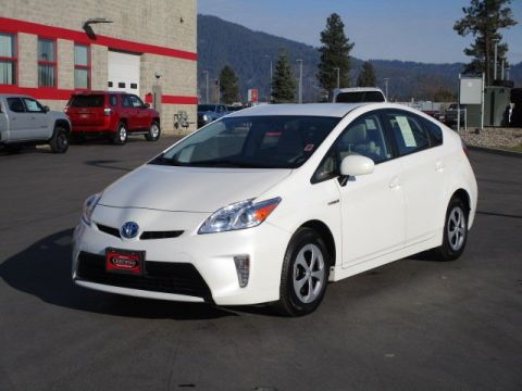 Certified Pre-Owned 2013 Toyota Prius Two Hatchback