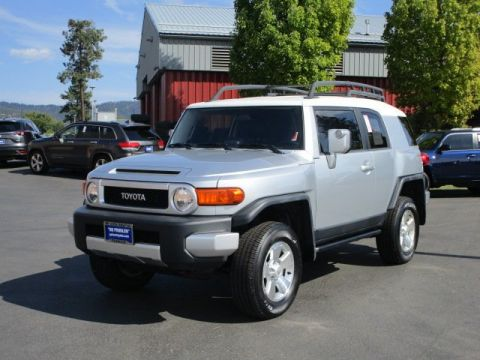 Pre-Owned 2007 Toyota FJ Cruiser Upgrade Pkg 1 Sport Utility