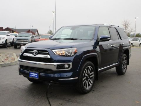 New 2020 Toyota 4Runner Limited Sport Utility