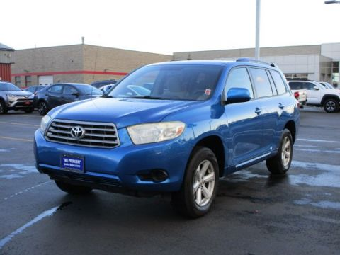 Pre-Owned 2008 Toyota Highlander Convenience Pkg