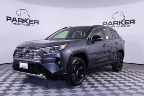 2020 Toyota RAV4 Hybrid Hybrid XSE w/ Technology & Weather Pkgs