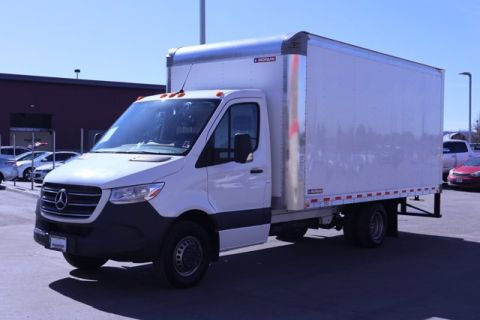 2019 Mercedes-Benz Sprinter 3500XD 14X8 Box